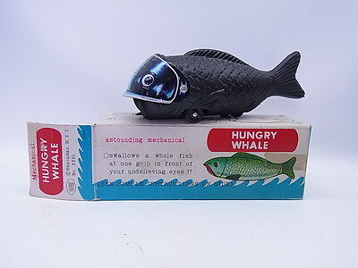LOT 1303 | Shackman Japan Mechanical Hungry whale in OVP/Box