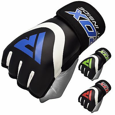 RDX Boxing Inner Gel Gloves under Hand Wraps knuckle Protector MMA Padded Mitts