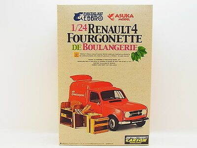 LOT 32779 | Asuka Model 32-002 Renault 4 Fourgonette 1:24 Bausatz NEU in OVP
