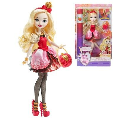 Ever After High Puppe - Apple White