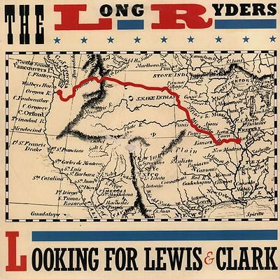 "The Long Ryders(10"" Vinyl)Looking For Lewis & Clark-Island-10IS 237-UK-Ex/VG"