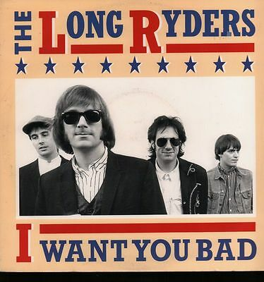 "The Long Ryders(12"" Vinyl)I Want You Bad-Island-12 IS 330-UK-Ex/Ex"