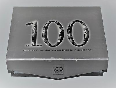 100 Collectors Postcards from the South China Morning Post 100 Yrs in Hong Kong
