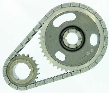 AMC 290 304 360 390 401 SA Gear .250 Double Roller Timing Chain 3 Keyway