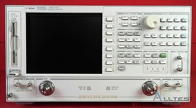 HP / Agilent 8722ES -012-1D5 Vector Network Analyzer, 50MHz to 40GHz *Calibrated