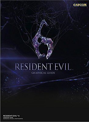 Resident Evil 6 Graphical Guide Noriomi Ito Titan Books 01 Anglais 96 pages
