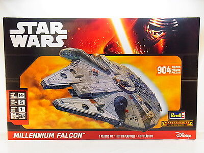 LOT 17882 Revell Master Series 85-5093 Star Wars Millennium Falcon 1:72 NEU OVP