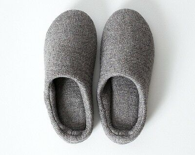 Kontex Lana Japanese Room Shoes Slippers Mens 8 Womens 7 Large (Not Monocle) New