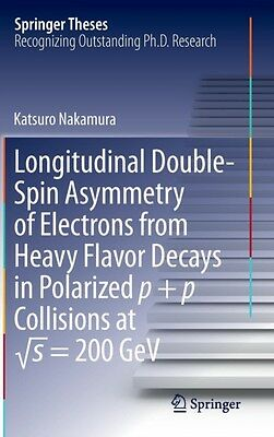 Longitudinal Double-Spin Asymmetry of Electrons from Heavy Flavor Decays in Pol.