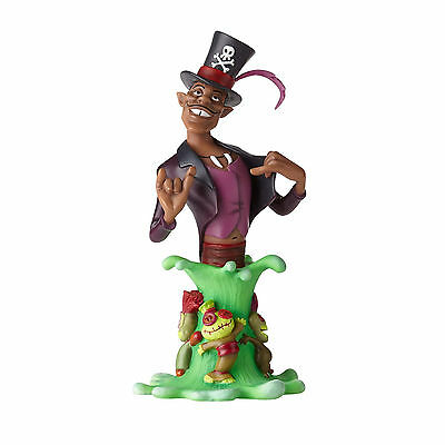 Disney 2016 Grand Jester Studios Princess & Frog DR. FACILIER Bust Figurine