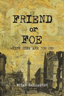 Friend or Foe: 1916: Which side are you on? (Blue Flag) (Paperback), Gallagher,.