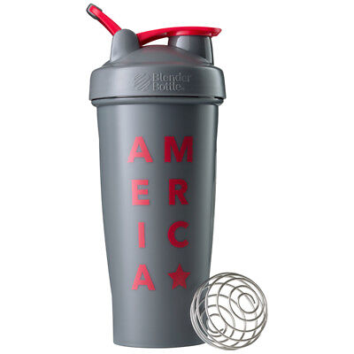 Blender Bottle Special Edition 28 oz. Shaker with Loop Top - America