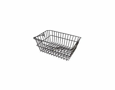 Basil Cairo Rear wide mesh basket Black for bike bicycle carrier basket