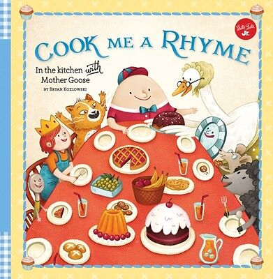Cook Me A Rhyme, 9781633222182