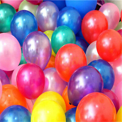 Colorful Inflable Ball Ballon Wedding Party Birthday Decora Pearl Balloon