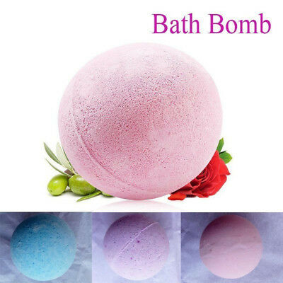 1 Piece 40g Shower Essential Oil lavender Fragrance Bath Salt Bombs Ball