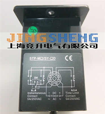 100% new original genuine Taiwan.. SY-2D time relay timer