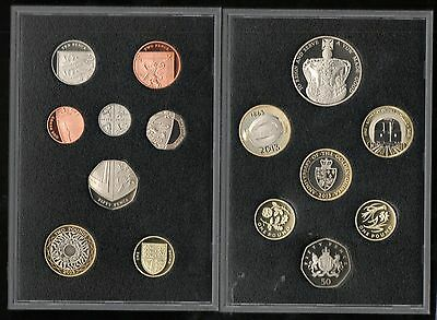 2013 Royal Mint Proof 15-Coin Set Collector Edition Includes Commemoratives