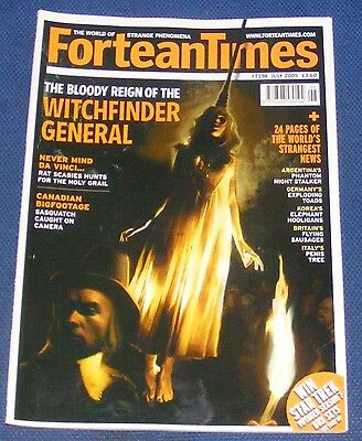 Fortean Times Ft198 July 2005 - Witchfinder General