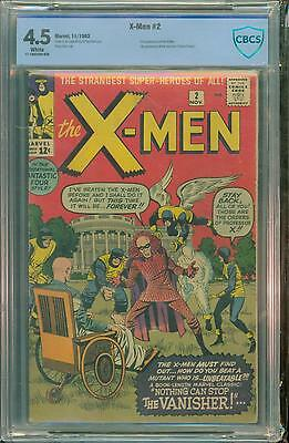 X-Men #2 [1963] Certified[4.5] Vanisher