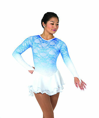 New Jerrys Competition Skating Dress 92 Cloud Nine Made on Order