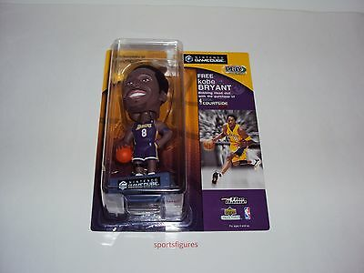 "2002 NBA  7"" Upper Deck PlayMakers Kobe Bryant Los Angles Lakers   Exclusive"