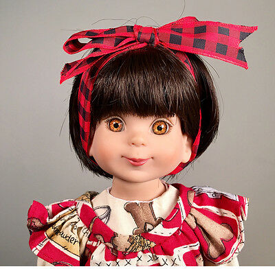 """Tonner BETSY McCall MAKING GINGERBREAD Outfit 99550 & 14"""" Betsy McCall Doll"""