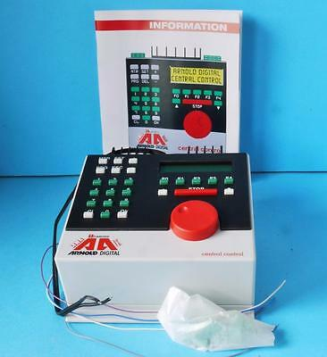 New Arnold 86201 Digital Central Control System Lima Rivarossi Jouef