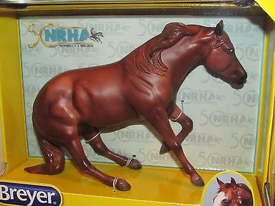 Breyer Classic National Reining Horse 50th Anniversary Special #1766 NIB! 1:12