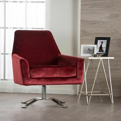 Aegis Mid Century Modern Swivel Accent Chair