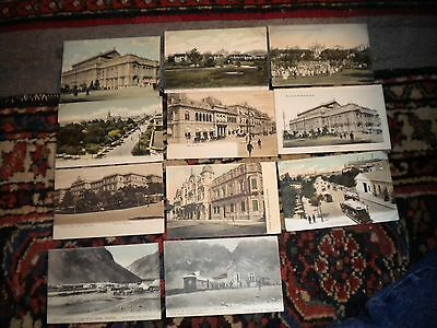 11--Scarce-C-1900S---Unused-Postcards--Of Argentina