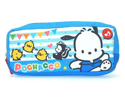 2017 Sanrio Pochacco PC Cosmetic Bag Multipurpose Pouch pencil case