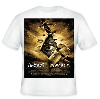 Jeepers Creepers - Printed T-Shirt 100% Polyester