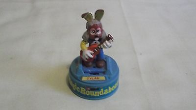 Corgi Toys No868 Magic Roundabout Dylan the Rabbit 1970's ..  Good on Plinth