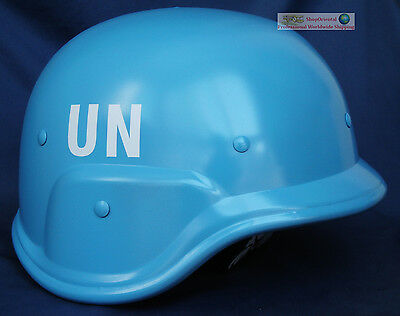 United Nations Military Helmet UN M-88 Peace Keeping Force 1:1 Scale Replica M88