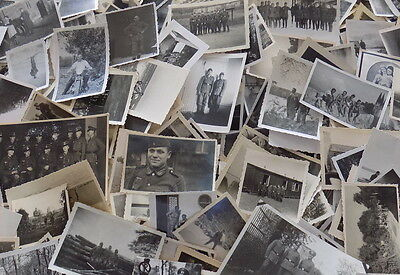 ****  Superbe Lot De 20 Photos Soldats Allemands Wwii *** 1939-1945  *****