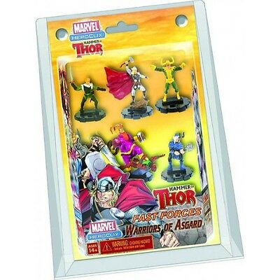 MARVEL HEROCLIX: Hammer of Thor Fast Forces - WIZKIDS - Warriors of Asgard
