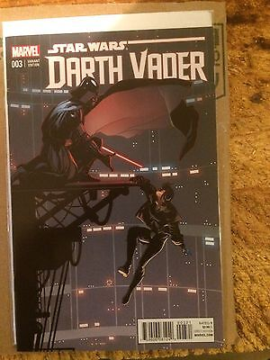 Darth Vader 3 1:25 Variant Nm 1st App of Doctor Aphra Many Pics