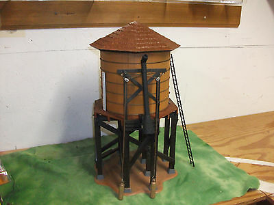 G  Scale   LGB   Delux Trackside Water Refill Tower    Made in Germany by  Pola.