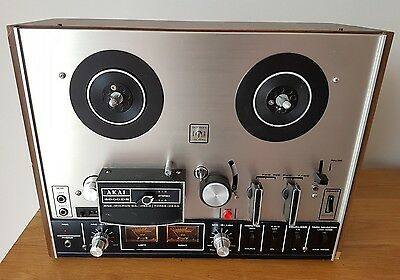 Akai 4000DS 3 head reel to reel tape recorder