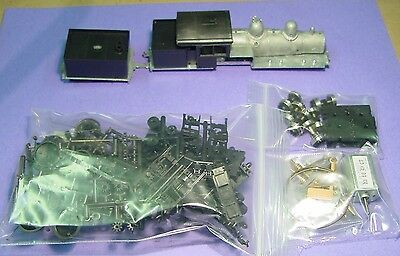 HOn3 WISEMAN MODEL SERVICES MDC ROUNDHOUSE 3 TRUCK SHAY LOCOMOTIVE KIT