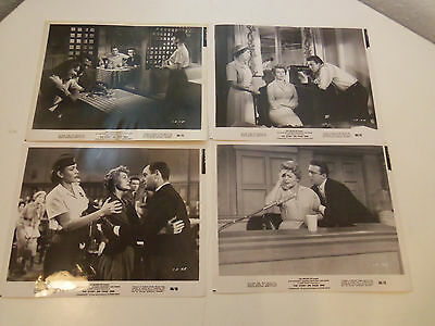 1960 Lot 4 Vintage Photos THE STORY ON PAGE ONE RITA HAYWORTH Anthony Franciosa