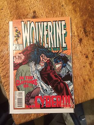 Wolverine #80 first appearance X-23 (test tube) Nm