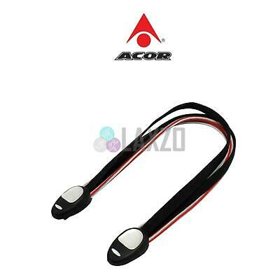 Acor Bike Cycle Elastic Luggage Straps to Secure Load On Carrier Pannier Rack