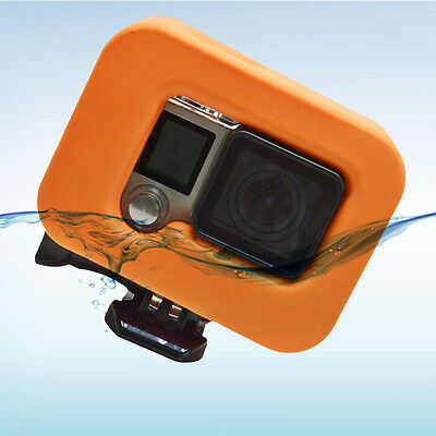 Floaty Box Floating Cover Protective Case for GoPro Hero 3+ 4 Waterproof Housing