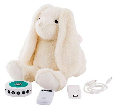 Prince Lionheart Back to Sleep Bunny (Cream) with silkie soft ears