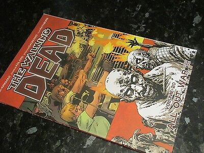 the walking dead image graphic novel  robert kirkman zombie   volume 20