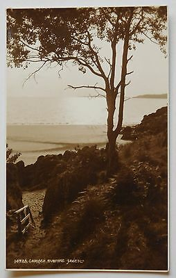 GAIRLOCH, Evening, Ross & Cromarty - 1936 - Vintage postcard