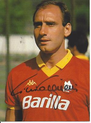 Francesco Graziani-Fussball-Weltmeister-1982-Italien-As Rom-Legende