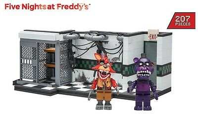 Five Nights at Freddys Parts and Service Construction Set McFarlane IN STOCK